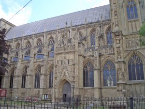 Beverley Minster North Aisle Jtc Roofing