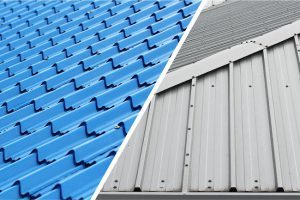 Plastic Roofing or Metal Roofing?