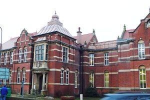 Beverley Library