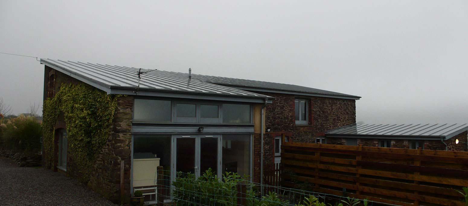 Metal Soffits & Fascias Boards | JTC Roofing