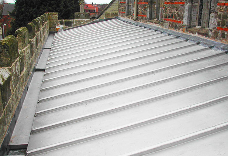 Steel Roofing Stainless Steel Roofing Details Jtc Roofing