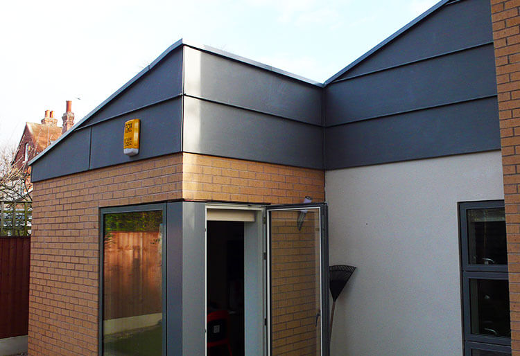 Zinc Roofing Zinc Roofs Amp Cladding Jtc Roofing